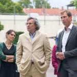 Eröffnung der Nacht der Kunst mit Kulturbürgermeister Michael Faber